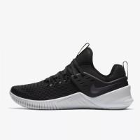 Sepatu Training Nike Free x Metcon Black White Original AH8141-001