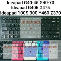 "keyboard protector/cover Lenovo Ideapad 100 300 G40 G45 14"" bisa COD"
