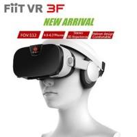 [AP] FIIT VR 3F VIRTUAL REALITY GLASSES 3D HEADPHONES BUILD IN HEAD