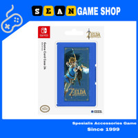 HORI Game Card Case 24 (Zelda Breath of the Wild Version) For SWITCH
