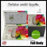"""BERKUALITAS Garskin Full Body/Laptop/Skin Laptop 10"""" - 15"""" Custom"""