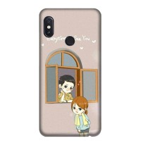 Hardcase Xiaomi Mi Max 3 Everytime I See You E0508