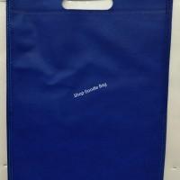 Tas Spunbond Oval uk 25x35 / Goodie Bag / Tas kain Polos