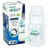Botol Susu Avent Classic Plus 260 ml