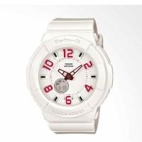 Casio Baby-G BGA-133-7B Strap Rubber Jam Tangan Wanita - White