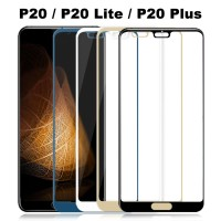 Full Cover Tempered Glass P20 Lite Glass For Huawei P20 Lite Plus Scre