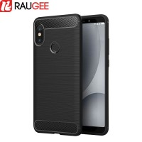 Redmi Note 5 Case 64GB Silicone Armor Bumper Shockproof Back Cover Rug