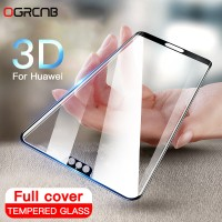 3D Full Cover Tempered Glass For Huawei P20 Pro P10 Lite Plus Screen P