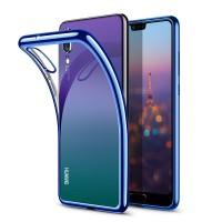 Electroplate TPU Soft Case For Huawei P20 Pro P10 P Smart Plus Nova 3