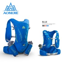 Aonijie C929 Hydration Backpack 15L Trail Marathon Running - BLUE