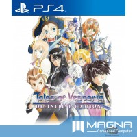 PS4 Game - Tales of Vesperia Definitive Edition