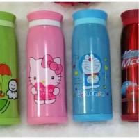 Termos Karakter Animal 500ml ada KARET botol air minum anak lucu