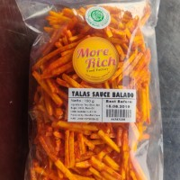 Talas Balado/ Camilan/ Keripik More Rich