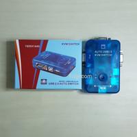 KVM Switch Auto USB 2 Port