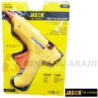 Jason Glue Gun Listrik 60 Watt Tembakan Lem Stick 11.2 mm - 360-008