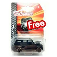 FREE Majorette Premium Brabus Black: Pembelian 5 Pcs Premium Cars