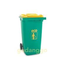 Tempat Sampah Roda 240 Liter Dustbin Besar Kuat Tebal