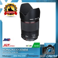 Yongnuo 35mm F1.4 Lens for Canon EF