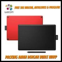 STOK TERBATAS Wacom One small CTL-472 pen tablet wacom ekonomis