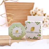 Golden Viera organic soap