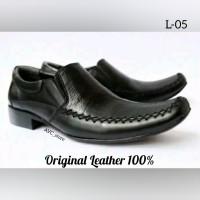 Sepatu Kulit Asli Murah Lacosta 5