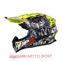 Helm croos JPX motif 2
