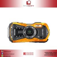 Ricoh WG-50 WG50 Digital Camera - Orange