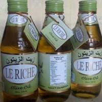 minyak zaitun le riche 300ml Asli le riche