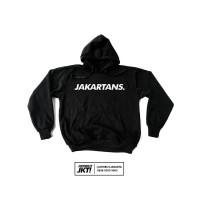 Jaket Hoodie Jumper Sweater Obral JAKARTANS Jakarta Persija Jakmania