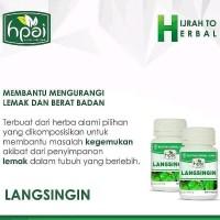 LANGSINGIN HPAI - Obat Pelangsing dan Penurun Berat Badan