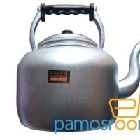 Teko Halco Aluminium 24cm 8 Liter Tidak Bunyi / Teko Air Rumah Tangga