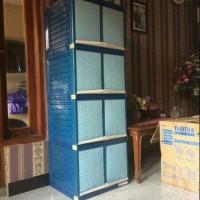 lemari plastik tabitha susun 4,lemari pakaian