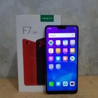 Oppo F7 Ram 4GB Internal 64GB Fullset Resmi Oppo Indonesia