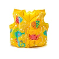 Pelampung Renang Anak - Intex Swim Vest Yellow 59661