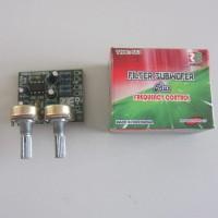 kit filter subwoofer plus frekuensi tone control subwoofer
