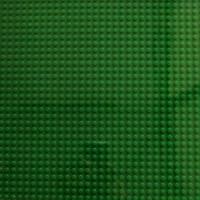 Baseplate / Base plate / Base / Alas Lego Hijau 32x32