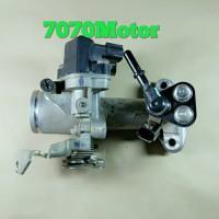 throttle body Beat Fi non ESP . fuel injector . injektor karburator