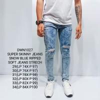 celana jeans pria/ripped jeans/skinny jeans pria