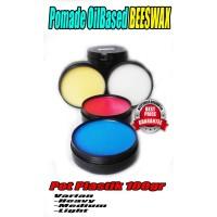 pomade oil based HEAVY NON LABEL 100 gr plastik
