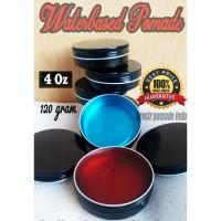 Pomade waterbased non label 120 gram polos anti karat