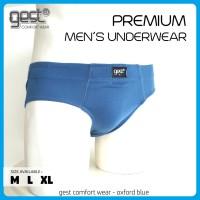 [BEST SELLER] Celana Dalam Pria - Gest Comfort Wear - Premium Quality