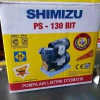 Shimizu PS 130 BIT mesin pompa air otomatis PS130BIT PS130