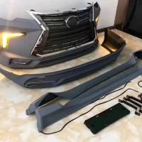 Bodykit Fortuner Lexus Style Plastik