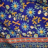 kain Batik Ambon kakehang Pala Cengkeh