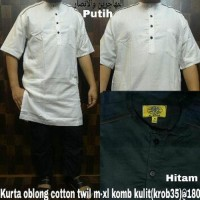 Baju Koko Putih - Gamis Putih - Koko Hitam - Kurta - Pakista BYms242