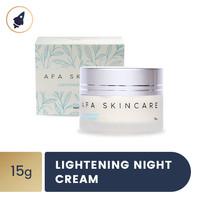 Lightening Night Cream