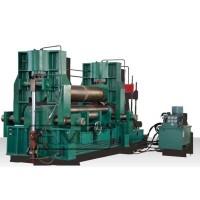 Mesin Roll Plat Hydraulic 3 Roll W11 2x1500