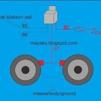 Klakson Mobil Motor Keong Denso Waterproof Suara Nge BASS Terbaik