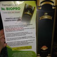 M bio pro ramuan 1 untuk solusi 1001 penyakit