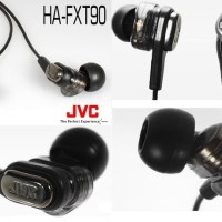 Original JVC HA-FXT90 Dual-Driver Unit Earphone